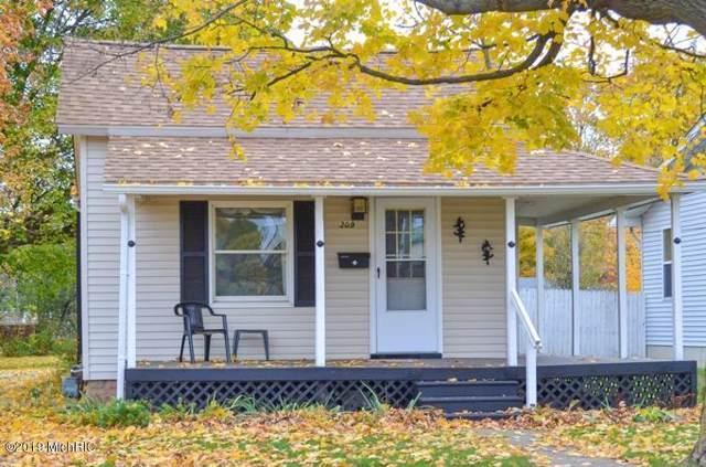 309 N Hudson Street, Coldwater, MI 49036 (MLS #19054149) :: JH Realty Partners