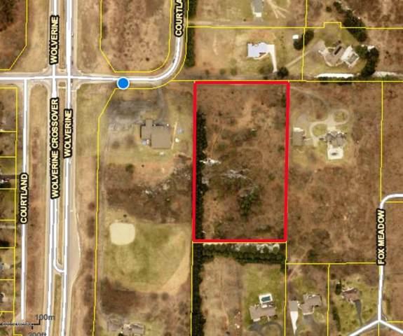 7216 Courtland Drive NE, Rockford, MI 49341 (MLS #19055032) :: JH Realty Partners