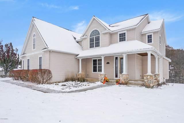 5590 Creekridge Drive, Middleville, MI 49333 (MLS #19055040) :: Deb Stevenson Group - Greenridge Realty