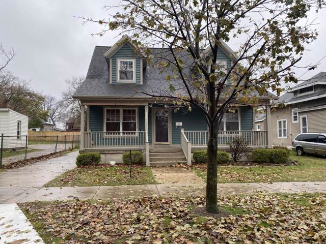 626 Thomas Street SE, Grand Rapids, MI 49503 (MLS #19055847) :: JH Realty Partners