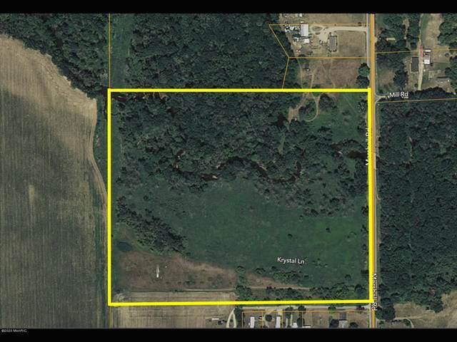 Lot #2 V/L Marshall Road, Coldwater, MI 49036 (MLS #19057152) :: Ron Ekema Team