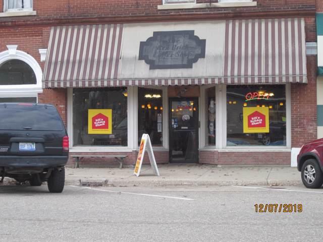 105 N Paw Paw Street, Lawrence, MI 49064 (MLS #19057350) :: Deb Stevenson Group - Greenridge Realty