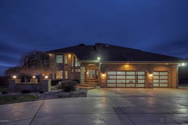 575 Rushing Drive, Plainwell, MI 49080 (MLS #20000352) :: Matt Mulder Home Selling Team