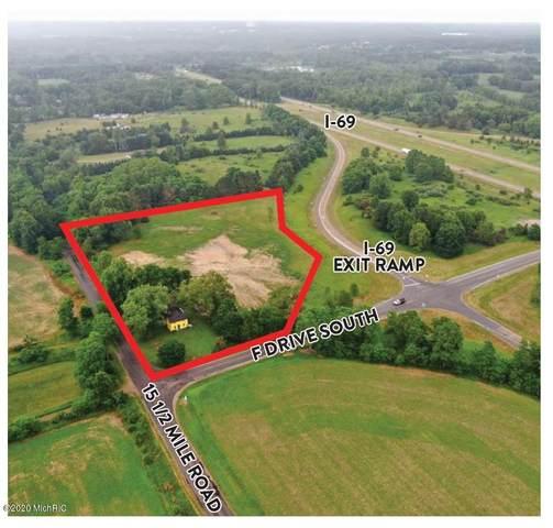 9018 15 1/2 Mile Road, Marshall, MI 49068 (MLS #20001155) :: BlueWest Properties