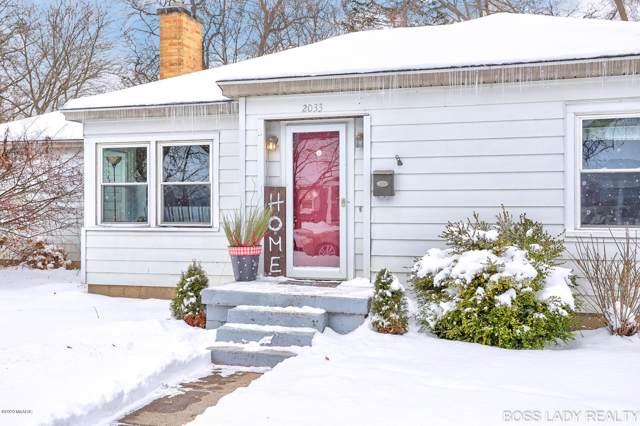2033 Emerald Avenue NE, Grand Rapids, MI 49505 (MLS #20002464) :: Deb Stevenson Group - Greenridge Realty