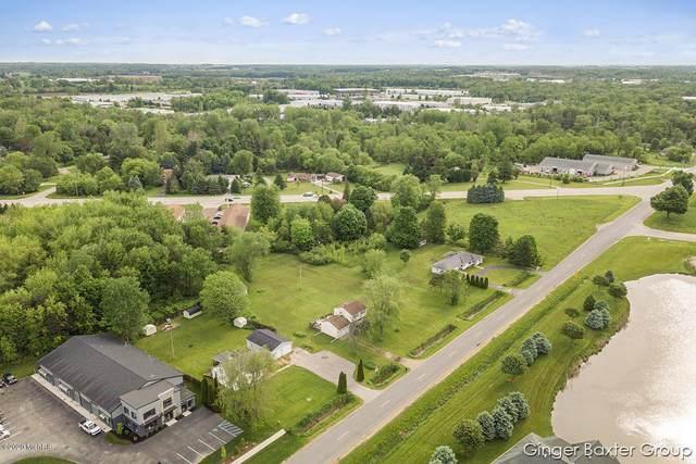 135 Johnson Street NW, Grand Rapids, MI 49534 (MLS #20002857) :: Ginger Baxter Group