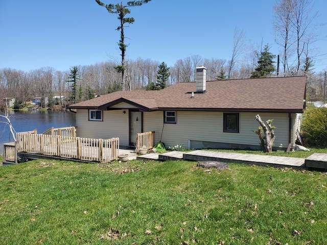 12601 Wells Lake Drive, Leroy, MI 49655 (MLS #20004351) :: JH Realty Partners