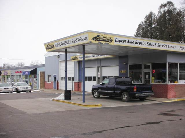 4305 Portage Street, Kalamazoo, MI 49001 (MLS #20005433) :: JH Realty Partners
