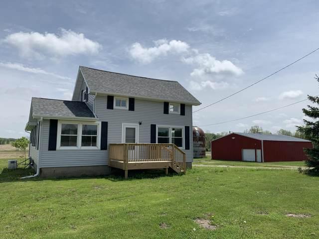 141 S Stringtown Road, Quincy, MI 49082 (MLS #20005698) :: Deb Stevenson Group - Greenridge Realty