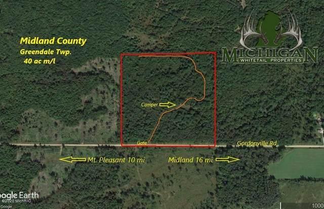 5000 W Gordonville Rd, Shepherd, MI 48883 (MLS #20005724) :: CENTURY 21 C. Howard