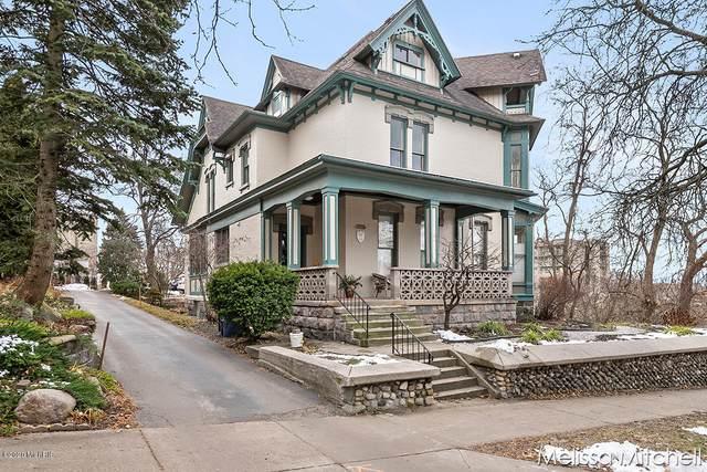 214 Fountain Street NE #3, Grand Rapids, MI 49503 (MLS #20006120) :: JH Realty Partners