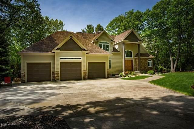 6134 Scenic Woods Circle N, Muskegon, MI 49445 (MLS #20010702) :: JH Realty Partners