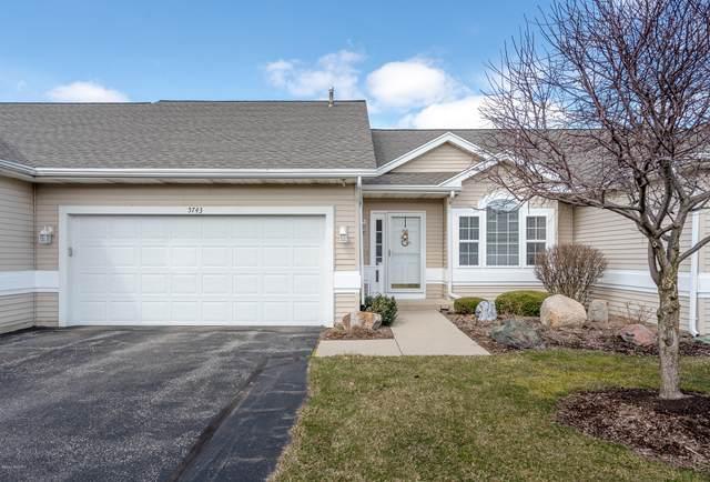 5743 Wineberry Lane SW, Wyoming, MI 49418 (MLS #20011696) :: JH Realty Partners