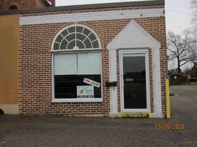 111 S Kalamazoo Street, Paw Paw, MI 49079 (MLS #20011724) :: CENTURY 21 C. Howard