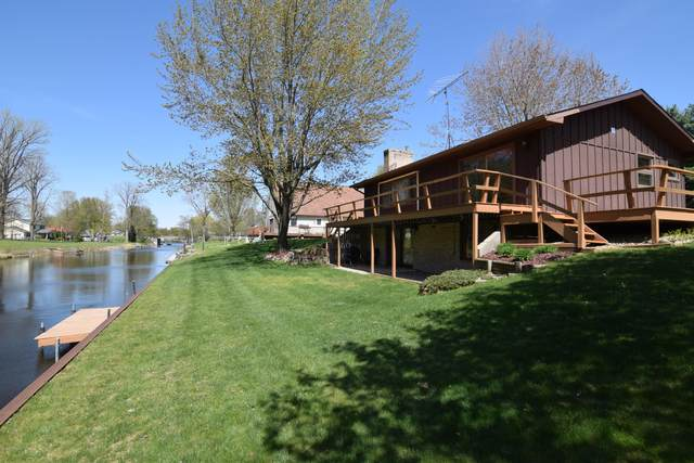 764 E Channel Drive, Coldwater, MI 49036 (MLS #20012110) :: Deb Stevenson Group - Greenridge Realty