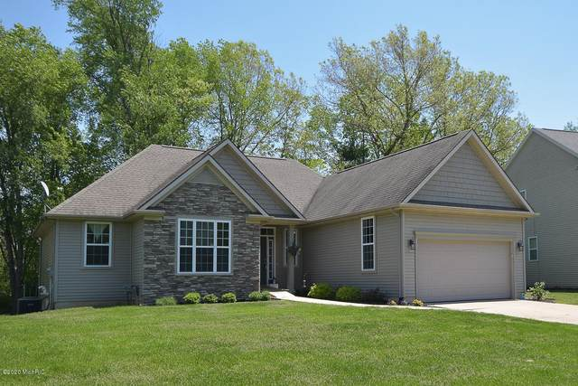3213 Jacobs Circle, Kalamazoo, MI 49009 (MLS #20013422) :: Ron Ekema Team