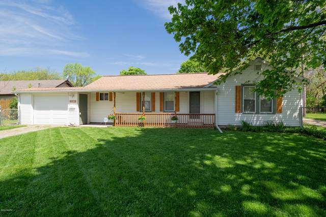 2211 Kenilworth Avenue, Kalamazoo, MI 49048 (MLS #20016313) :: CENTURY 21 C. Howard