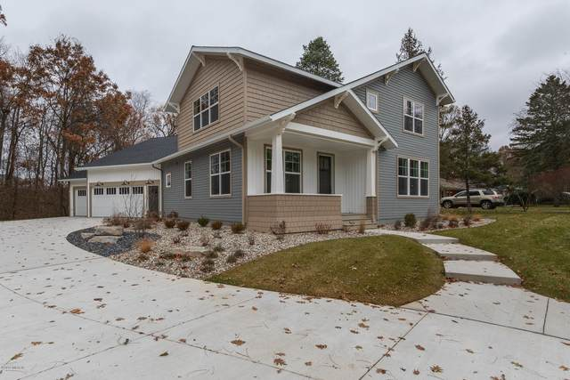2116 Shelter Pointe Drive, Kalamazoo, MI 49008 (MLS #20017770) :: Jennifer Lane-Alwan