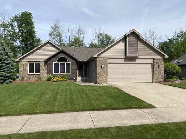 743 Beechcreek Drive, Holland, MI 49423 (MLS #20019953) :: CENTURY 21 C. Howard