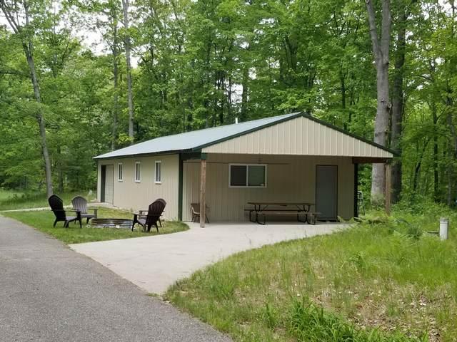 8207 Hunter's Ridge, Irons, MI 49644 (MLS #20020939) :: Jennifer Lane-Alwan
