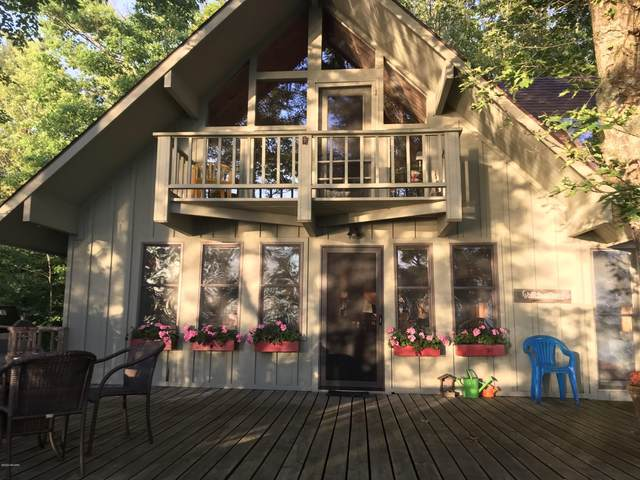 6989 S Lakeshore Drive, Pentwater, MI 49449 (MLS #20023562) :: Deb Stevenson Group - Greenridge Realty