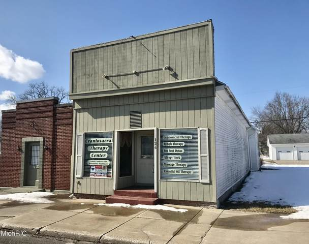 124 S Kalamazoo Street, White Pigeon, MI 49099 (MLS #20025180) :: Deb Stevenson Group - Greenridge Realty
