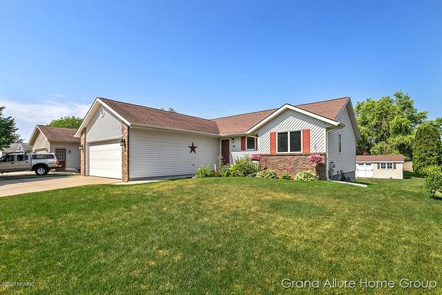 161 Ida Red Avenue, Sparta, MI 49345 (MLS #20026093) :: Jennifer Lane-Alwan