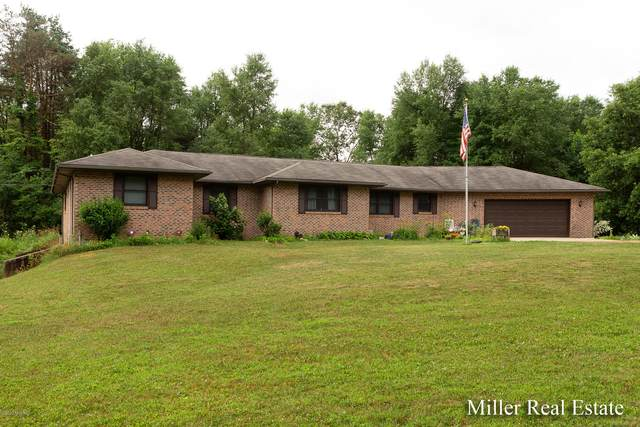3075 W Pifer Road, Dowling, MI 49050 (MLS #20026403) :: JH Realty Partners