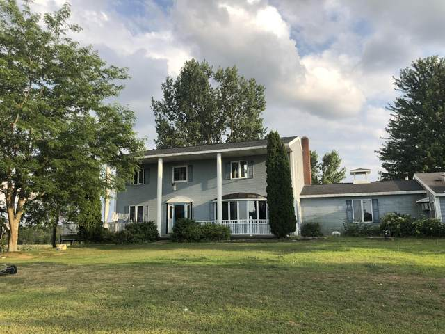 7801 Kendaville Road, Lakeview, MI 48850 (MLS #20026614) :: JH Realty Partners