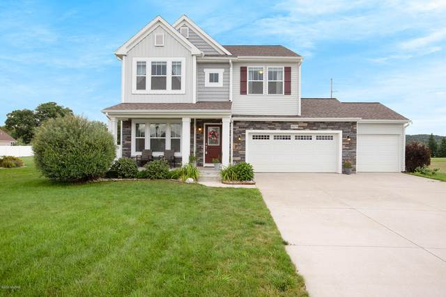 58279 Silvergrass Drive, Mattawan, MI 49071 (MLS #20030628) :: Keller Williams Realty | Kalamazoo Market Center