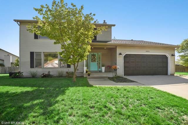 4015 Silver Oaks Drive, St. Joseph, MI 49085 (MLS #20032595) :: JH Realty Partners
