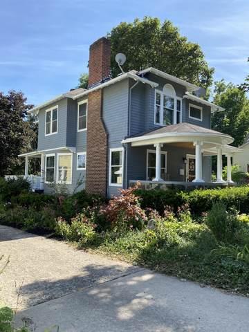 219 W Chicago Street, Jonesville, MI 49250 (MLS #20033782) :: Ginger Baxter Group