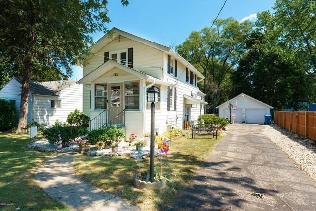 182 Sharon Avenue, Battle Creek, MI 49017 (MLS #20034284) :: JH Realty Partners
