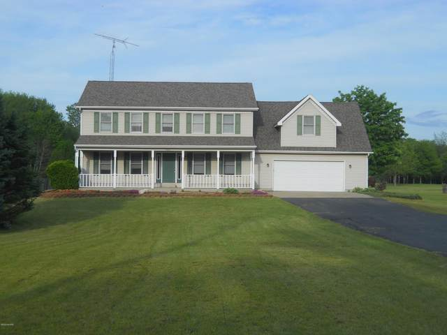 10037 Baldwin Road, Bridgman, MI 49106 (MLS #20034506) :: JH Realty Partners