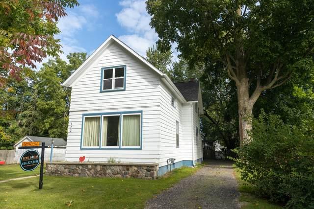 173 Church Street, Saranac, MI 48881 (MLS #20037257) :: JH Realty Partners