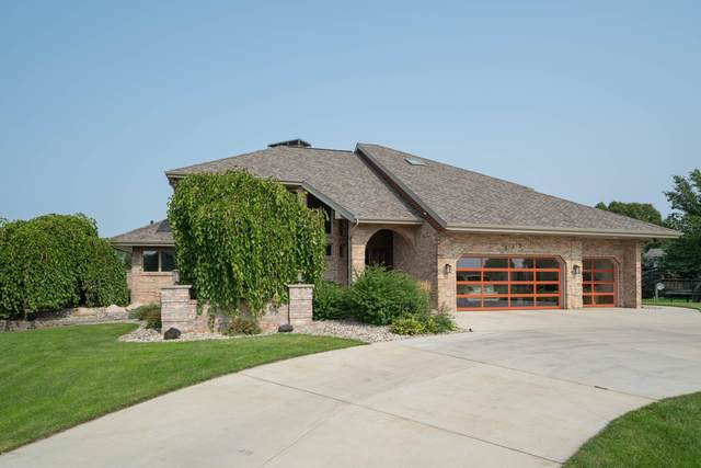 575 Rushing Drive, Plainwell, MI 49080 (MLS #20037778) :: Ginger Baxter Group