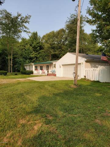 4998 Mechanic Road, Hillsdale, MI 49242 (MLS #20038979) :: JH Realty Partners