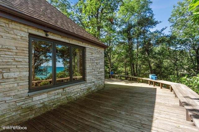 601 E Lake Front Drive, Beverly Shores, IN 46301 (MLS #20039214) :: Ron Ekema Team