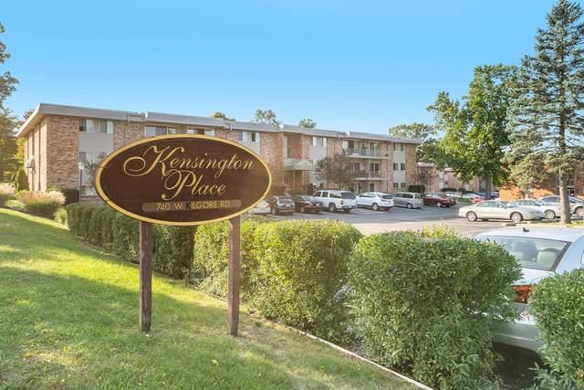 734 W Kilgore Road #104, Kalamazoo, MI 49008 (MLS #20040545) :: Ginger Baxter Group