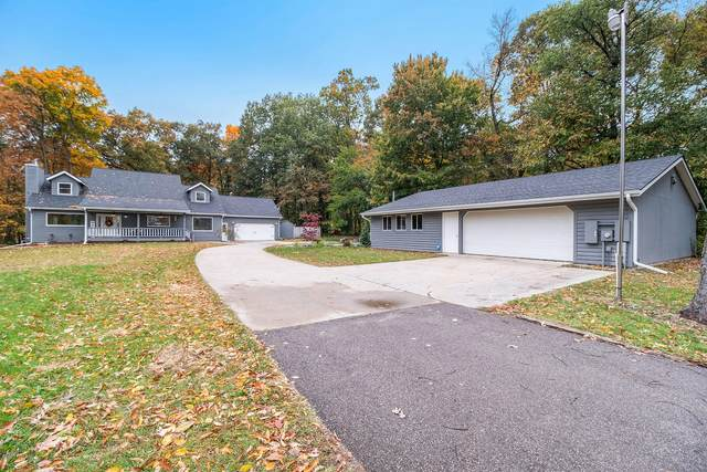 13850 Kellogg School Road, Hickory Corners, MI 49060 (MLS #20044013) :: Jennifer Lane-Alwan