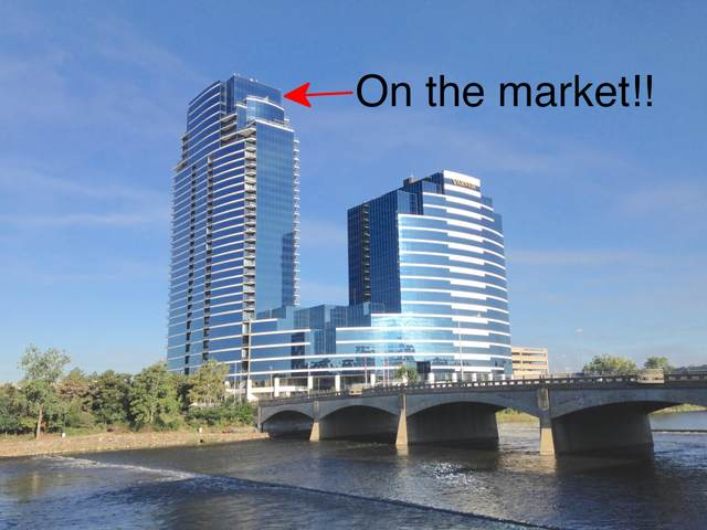 335 Bridge Street NW #3301, Grand Rapids, MI 49504 (MLS #20044231) :: JH Realty Partners