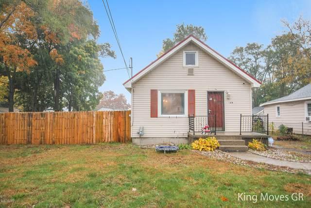 139 Abbie Street SE, Grand Rapids, MI 49548 (MLS #20044792) :: Keller Williams RiverTown
