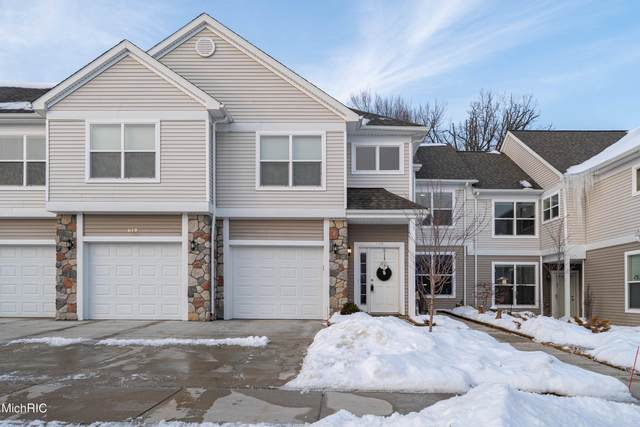 615 Pebblestone Lane #21, Chelsea, MI 48118 (MLS #20046922) :: Deb Stevenson Group - Greenridge Realty