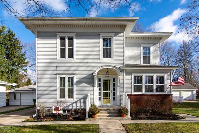106 Hamilton Street, Dowagiac, MI 49047 (MLS #20047780) :: Deb Stevenson Group - Greenridge Realty