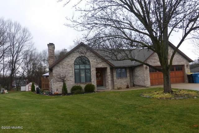 923 N Detroit Street, Buchanan, MI 49107 (MLS #20048511) :: Deb Stevenson Group - Greenridge Realty