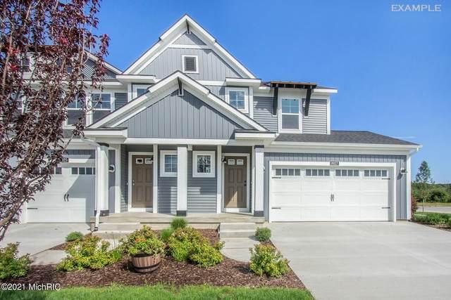 8907 Barrington Lane #28, Jenison, MI 49428 (MLS #21000512) :: Deb Stevenson Group - Greenridge Realty