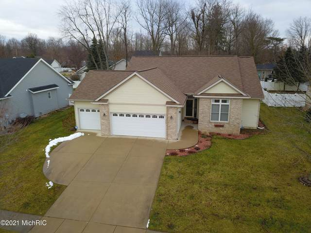 10839 Poplar Bluff Court, Portage, MI 49024 (MLS #21000712) :: CENTURY 21 C. Howard