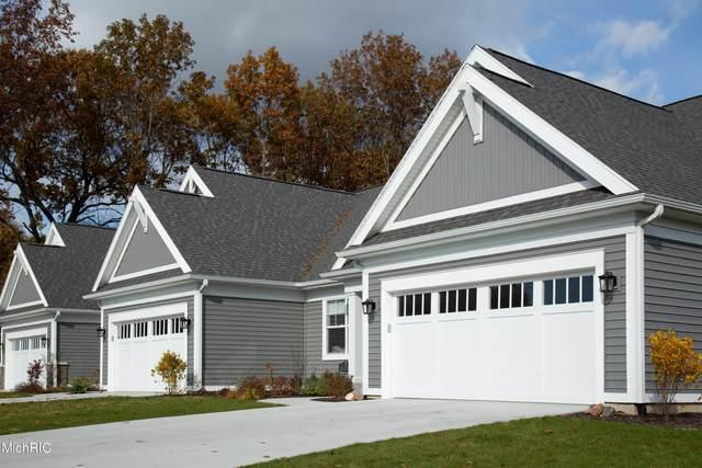 8176 Flat Rock Ridge, Portage, MI 49024 (MLS #21001077) :: Ron Ekema Team