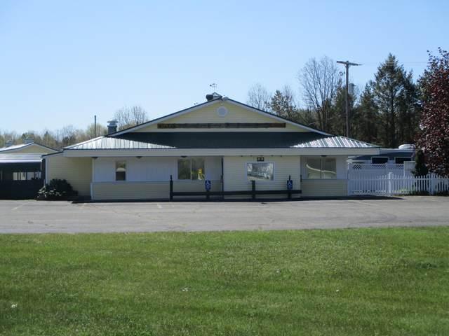 25 & 29 S. Greenvile Rd, Greenville, MI 48838 (MLS #21002554) :: Deb Stevenson Group - Greenridge Realty