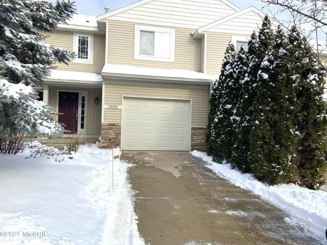 7475 Chino Valley Drive SW #139, Byron Center, MI 49315 (MLS #21002558) :: JH Realty Partners